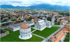 Case history of integrated security: Piazza del Duomo, Pisa, Italy